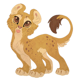 LionMojis - Best Lion Emojis And Stickers messages sticker-11