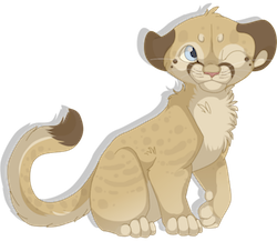 LionMojis - Best Lion Emojis And Stickers messages sticker-10