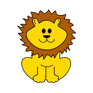 LionMojis - Best Lion Emojis And Stickers messages sticker-2