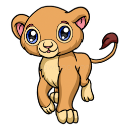 LionMojis - Best Lion Emojis And Stickers messages sticker-4
