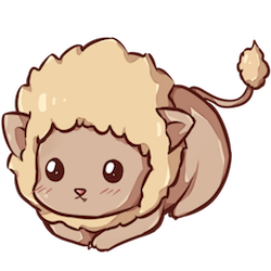 LionMojis - Best Lion Emojis And Stickers messages sticker-7