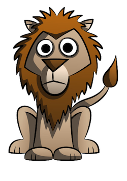 LionMojis - Best Lion Emojis And Stickers messages sticker-5