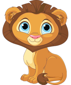 LionMojis - Best Lion Emojis And Stickers messages sticker-8