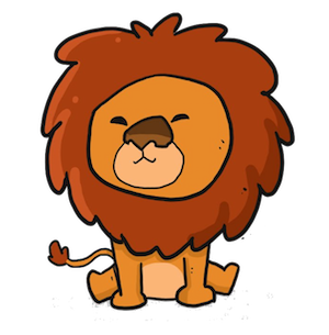 LionMojis - Best Lion Emojis And Stickers messages sticker-0
