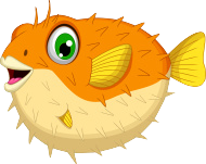 PufferFish Stickers messages sticker-3