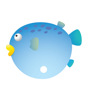 PufferFish Stickers messages sticker-10