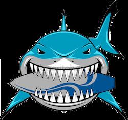 SharkMojis - Shark Emojis And Stickers messages sticker-2