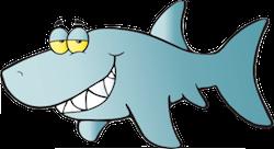 SharkMojis - Shark Emojis And Stickers messages sticker-4