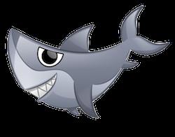 SharkMojis - Shark Emojis And Stickers messages sticker-6
