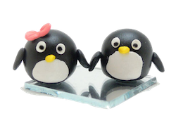 Penguin Cute Stickers messages sticker-3