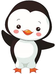 Penguin Cute Stickers messages sticker-10