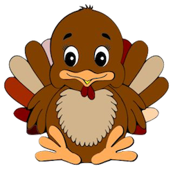 Turkey Stickers messages sticker-9