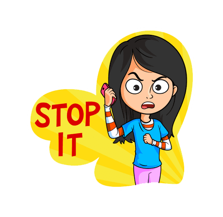 Gossip Girls Stickers messages sticker-2