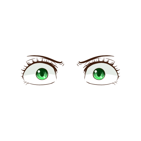 Eye Expressions - Emojis for Chat messages sticker-4