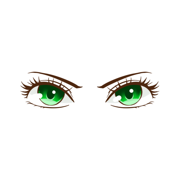 Eye Expressions - Emojis for Chat messages sticker-1