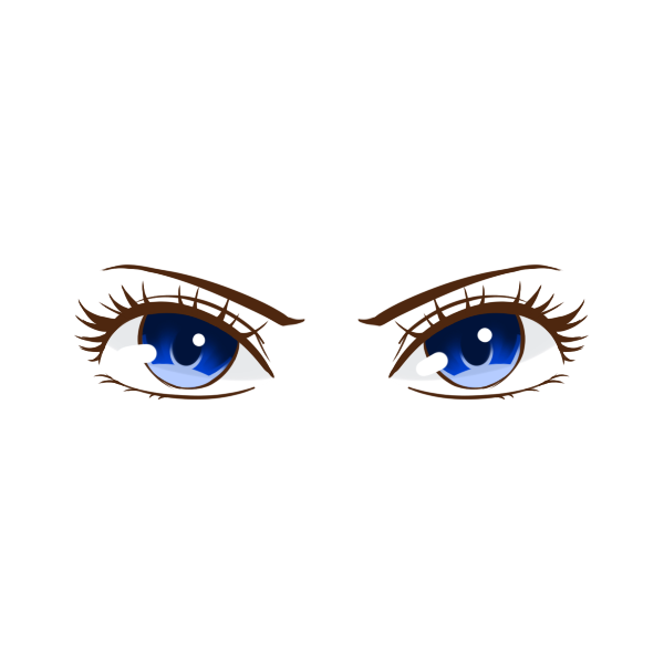 Eye Expressions - Emojis for Chat messages sticker-0