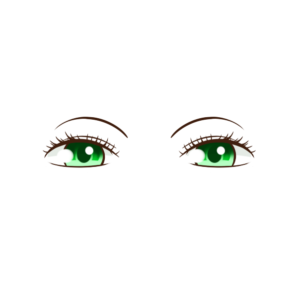 Eye Expressions - Emojis for Chat messages sticker-11