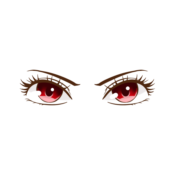 Eye Expressions - Emojis for Chat messages sticker-2