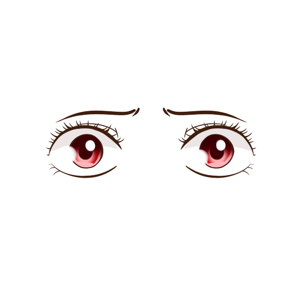 Eye Expressions - Emojis for Chat messages sticker-9