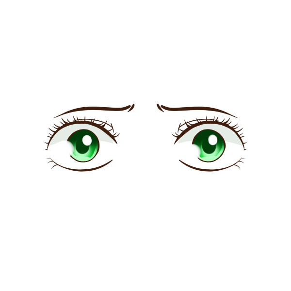 Eye Expressions - Emojis for Chat messages sticker-8