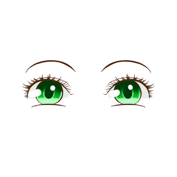 Eye Expressions - Emojis for Chat messages sticker-7