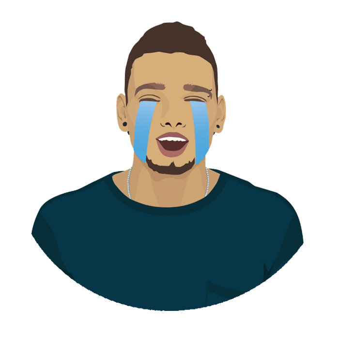 Kane Brown Sticker and Emoji Pack messages sticker-5