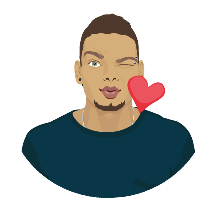 Kane Brown Sticker and Emoji Pack messages sticker-4