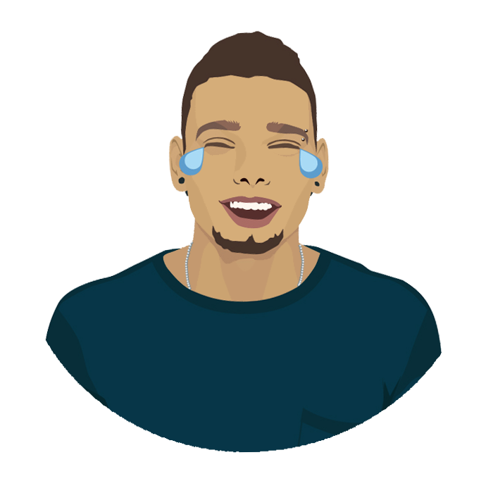 Kane Brown Sticker and Emoji Pack messages sticker-3