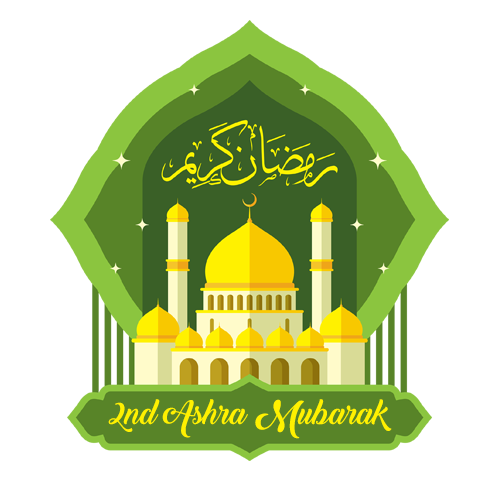 Muslim Greetings - Stickers messages sticker-3