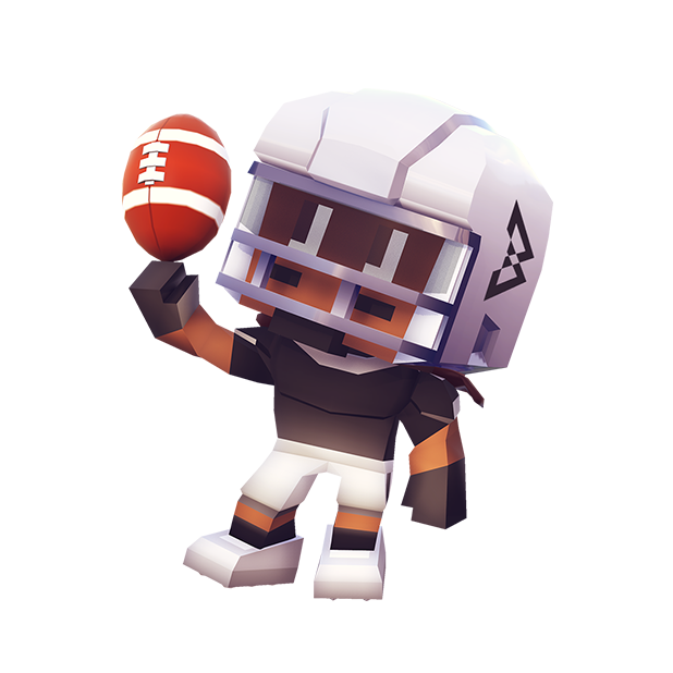 Marshawn Lynch Blocky Football messages sticker-5
