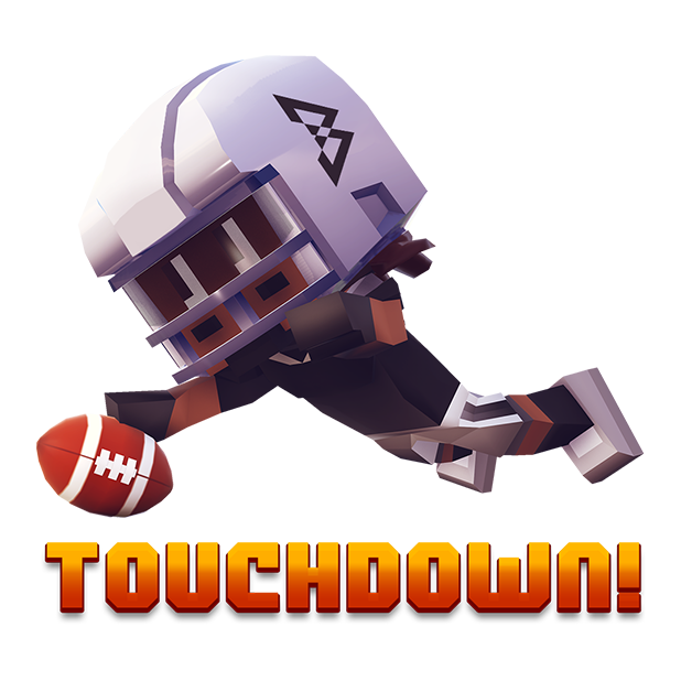 Marshawn Lynch Blocky Football messages sticker-7