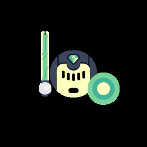 Knight IO messages sticker-2