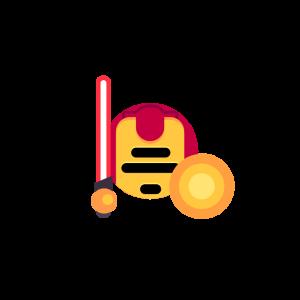 Knight IO messages sticker-0