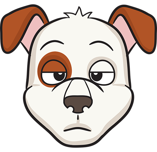 DogMoji - dog emoji & stickers for iMessage messages sticker-11