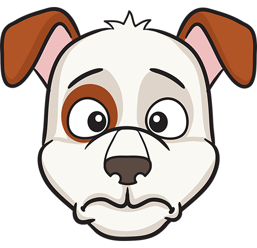 DogMoji - dog emoji & stickers for iMessage messages sticker-1