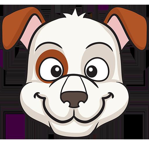 DogMoji - dog emoji & stickers for iMessage messages sticker-0