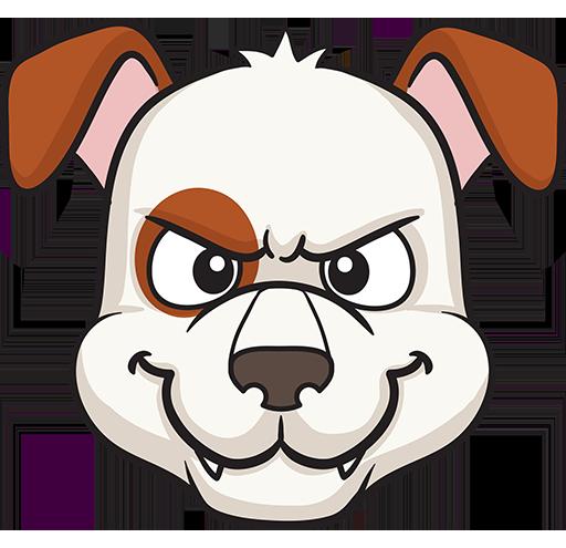 DogMoji - dog emoji & stickers for iMessage messages sticker-9