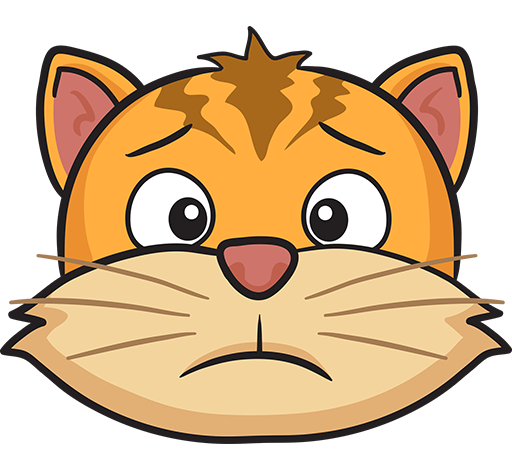 CatMoji - cat stickers & emoji keyboard app messages sticker-1