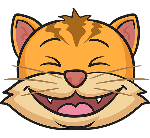 CatMoji - cat stickers & emoji keyboard app messages sticker-7