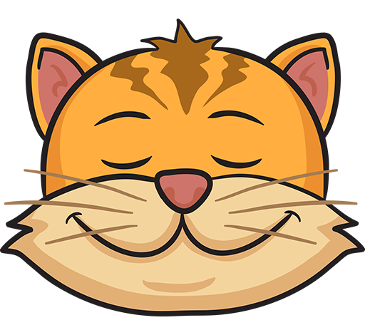 CatMoji - cat stickers & emoji keyboard app messages sticker-6