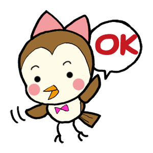 Kawaii Bird Japan messages sticker-3