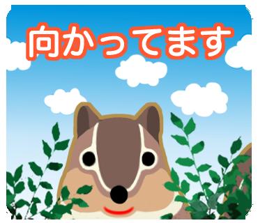 どうぶつのきもち messages sticker-4