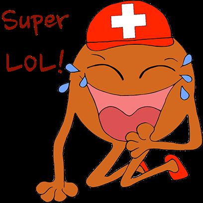 Swiss Chocolate messages sticker-9