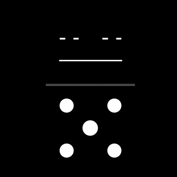 DominoMoji messages sticker-1