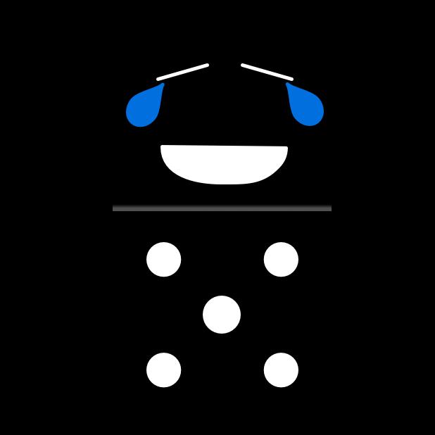DominoMoji messages sticker-6
