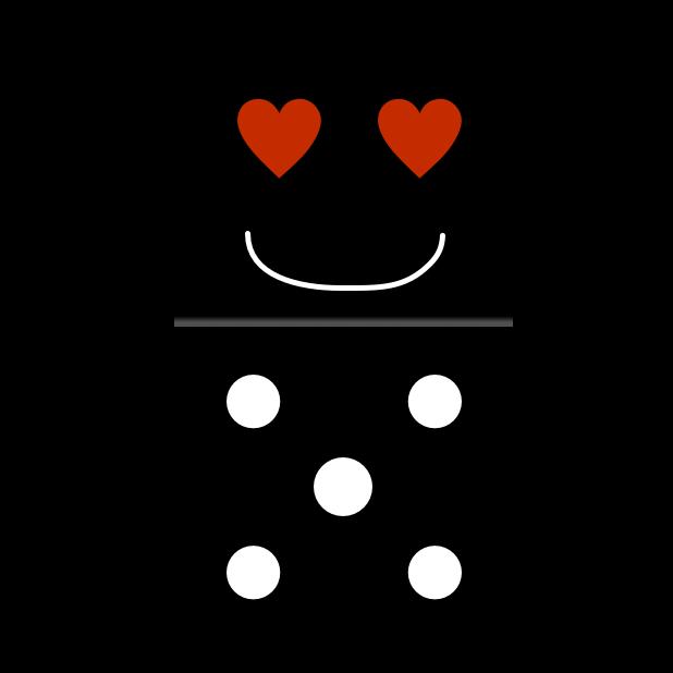 DominoMoji messages sticker-2