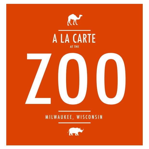 Milwaukee Zoo a la Carte messages sticker-7