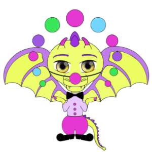 Dragon Babies Stickers messages sticker-9