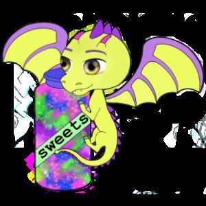 Dragon Babies Stickers messages sticker-1