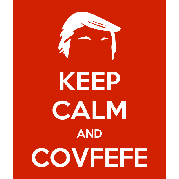 Covfefe - The Original Sticker Pack messages sticker-6
